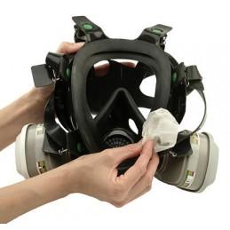 3M 6000 celotvárová maska